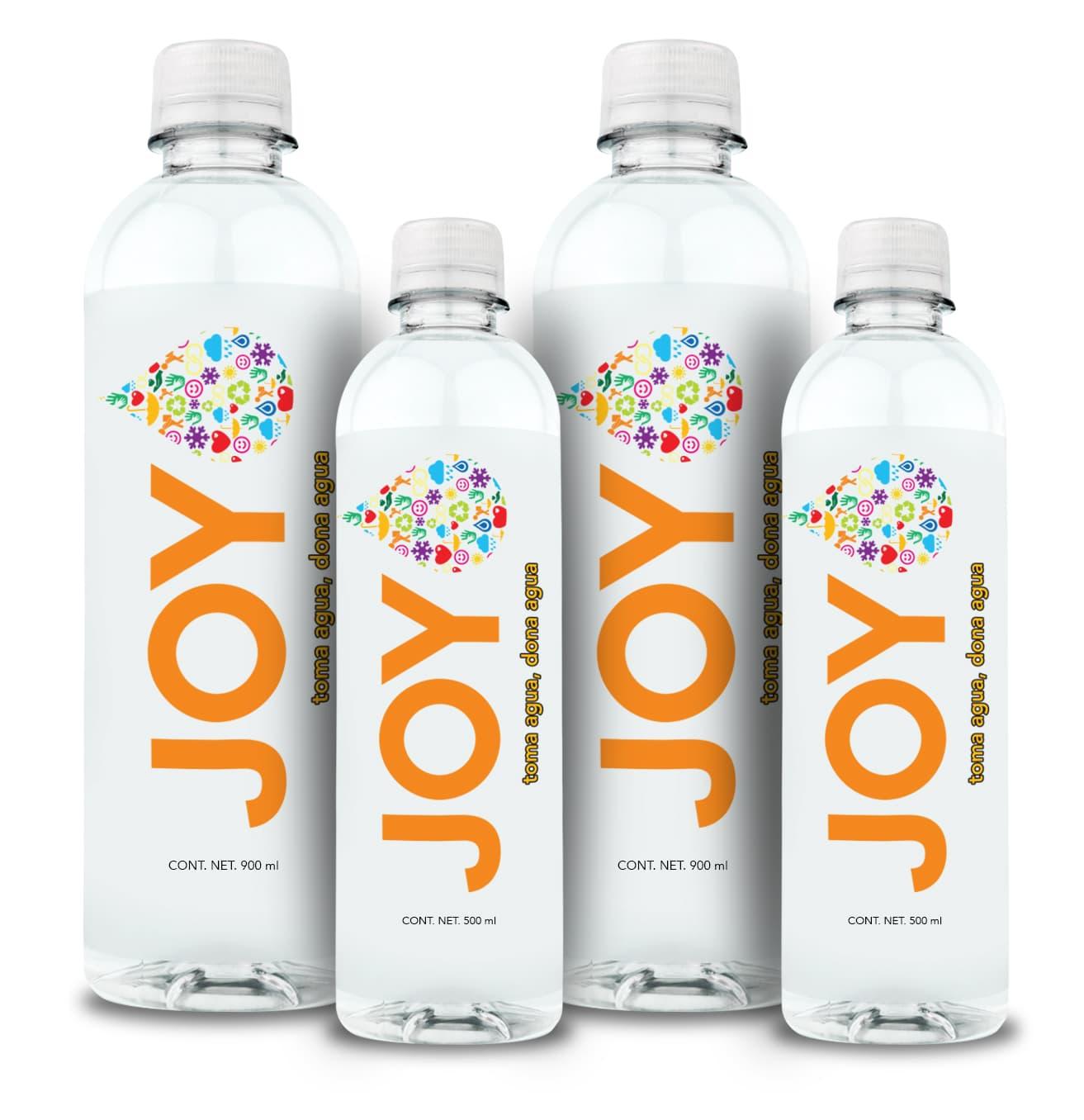 procedencia de nuestra agua alcalina envases reciclados y de vidrio